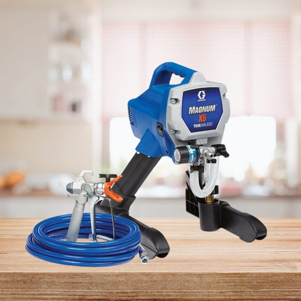 best professional airless paint sprayer for cabinets