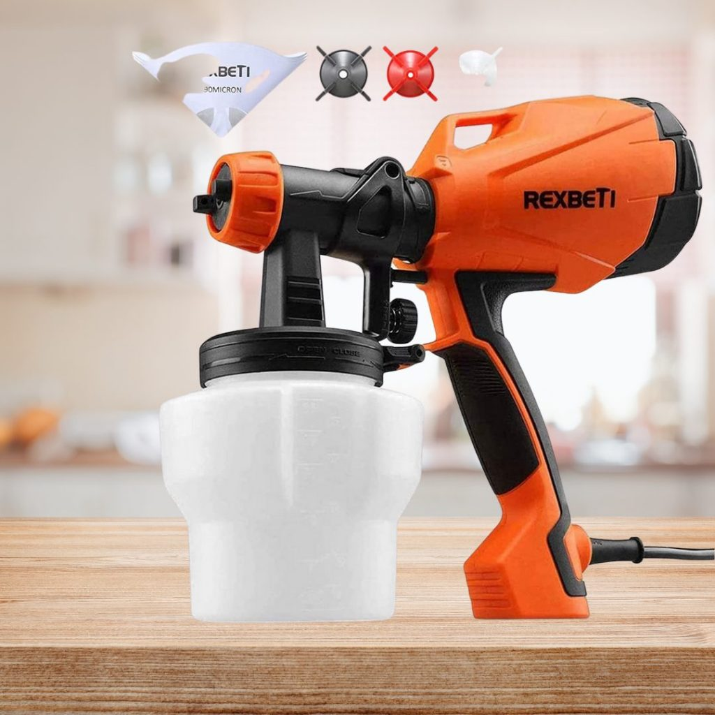airless paint sprayer for cabinets