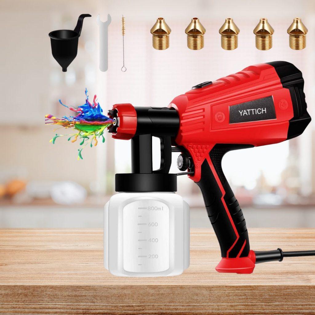 yattich airless paint sprayer