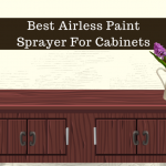 best airless paint sprayer for cabnets