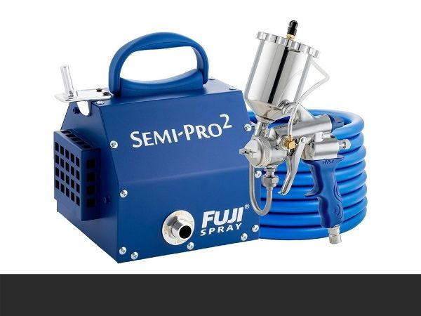 Fuji 220 3 G Semi-Pro-Gravity HVLP Spray