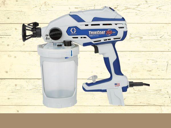 Graco 17D889, TrueCoat-360 VSP Handheld Paint Sprayer