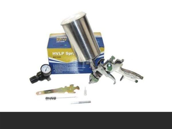TCP Global professional 2.5mm paint sprayer