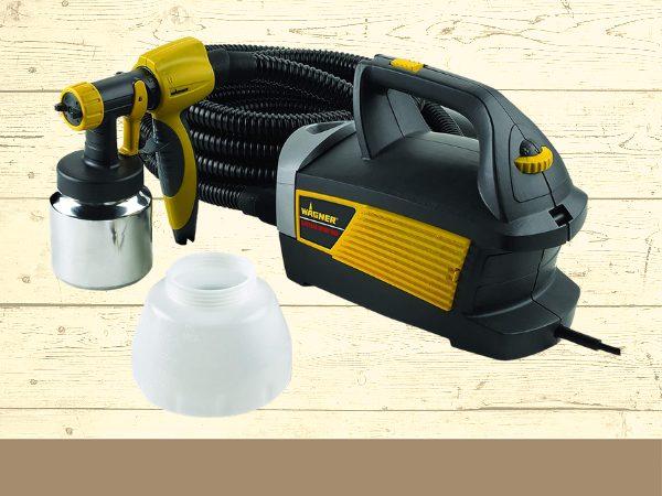 Wagner Spraytech 0518080 Control Spray Max HVLP Paint or Stain Sprayer