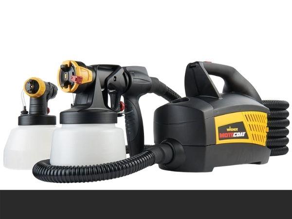 Wagner Spraytech 0529031 Black Moto Coat Complete Car & Truck Paint Sprayer