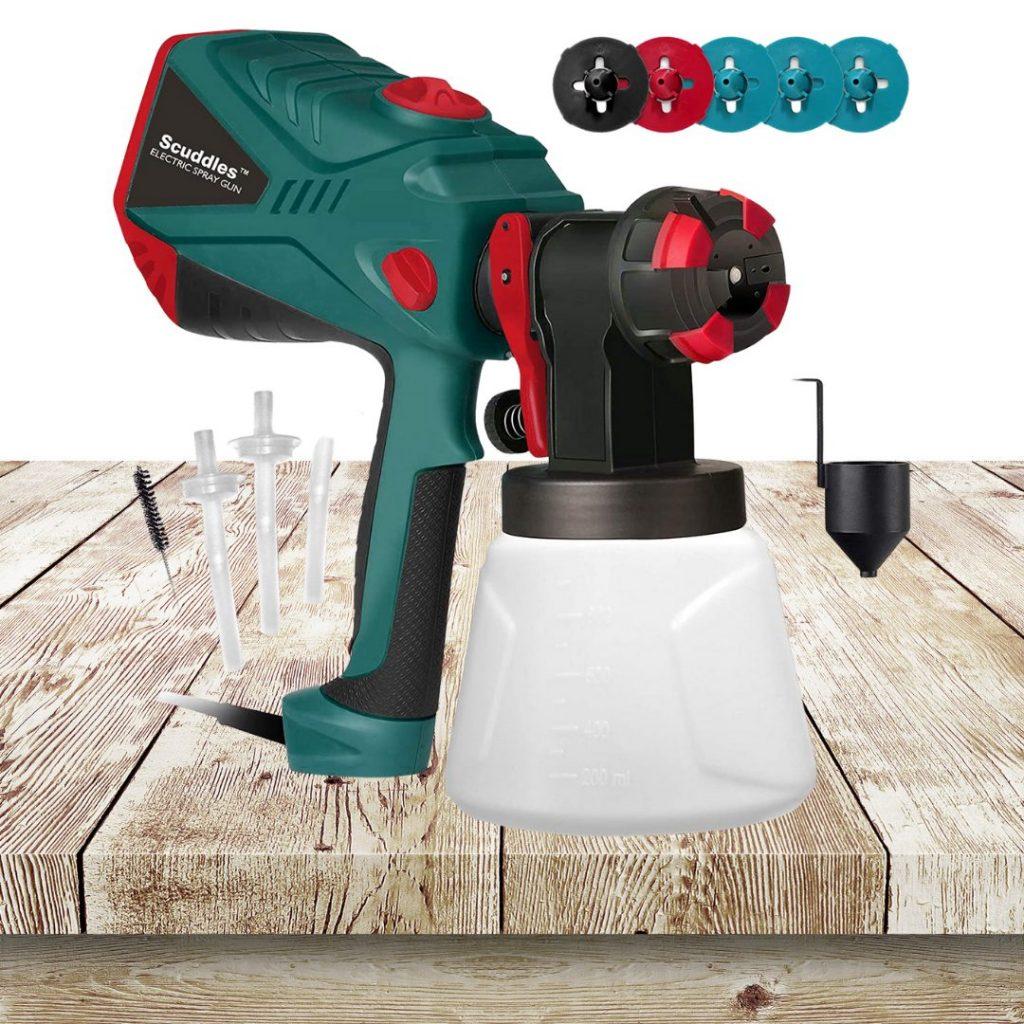 best handheld airless paint sprayer