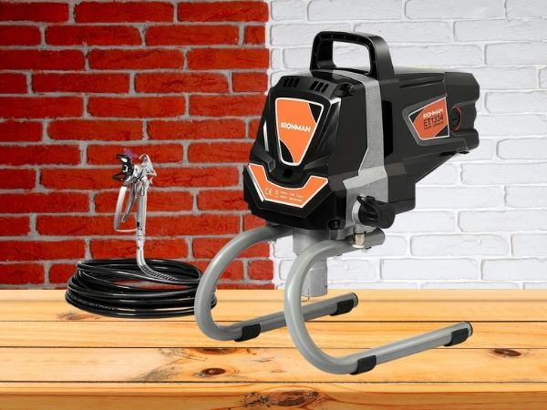 High pressure Electric sprayer, power of 1100w0.4aGPM High-efficiency painting spray-sprayerinfo.com