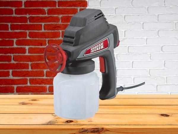 Krause and Becker Airless paint sprayer-sprayerinfo.com