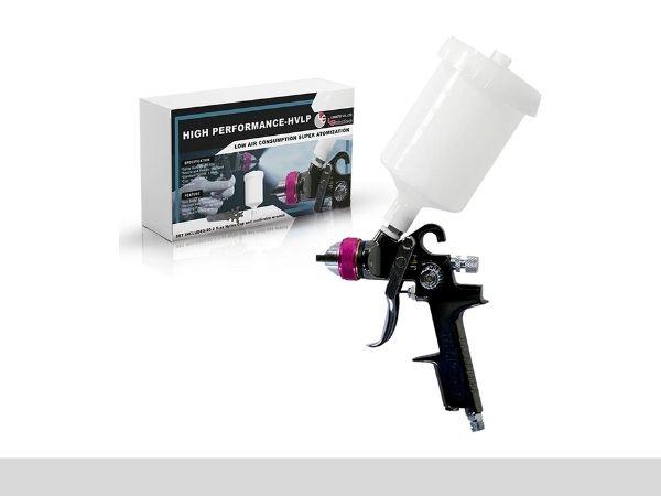 Le Lematec 1.4 mm HVLP Paint Spray Gun-sprayerinfo.com