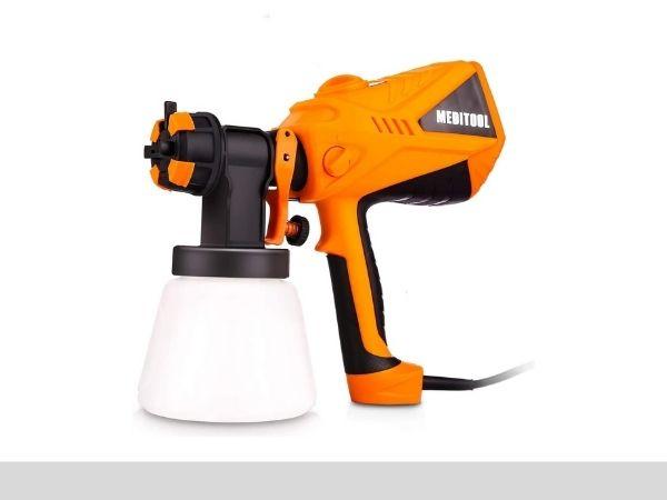 Paint Sprayer Voluker 600 Watt High Power HVLP-sprayerinfo.com