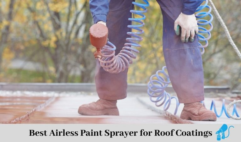 best airless paint sprayer for roof coatings