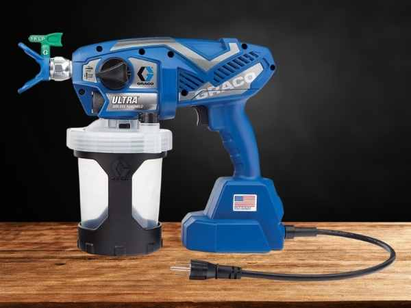 Graco Ultra Corded 17M359 paint sprayer for latex